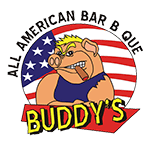 BUDDYS BBQ LOGO Small